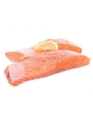 Pavé de saumon lot de 1kg